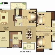 100 Duplex House Plans Indian Style 3 Bedroom Latavia