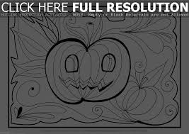 Bunch Ideas Of Free Printable Halloween Coloring Pages Adults To Print For Your Summary Sample