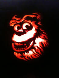 Monsters Inc Mike Wazowski Pumpkin Carving by Sulley From Disney U0027s Monsters Inc Carved Pumpkin My Best Ever