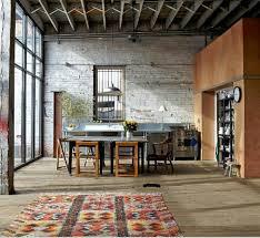 Rustic Industrial Loft Kitchen By Jean Allsopp