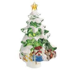 QuotLights In The Night Winter Wonderlandquot 7quot Christmas Tree