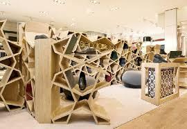 Cool Product Display At Sergio Rossi Shop Interior In Casablanca Morocco By Younes Duret Design