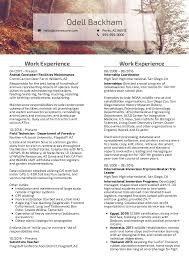Resume Examples By Real People Field Technician Template With Facilities Maintenance Sample And Image 1240x1754px
