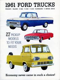 1961 Ford Trucks, Full Line | Alden Jewell | Flickr 1961 Fordtruck 12 61ft2048d Desert Valley Auto Parts The New Heavyduty Ford Trucks Click Americana F100 Swb Stepside Truck Enthusiasts Forums F 100 61ftnvdwd Pro Usa Volante Fairlane Falcon Steering Super Rare F250 4x4 V8 Runs And Drives 12500 1960 Thunderbird Not A Stock Color But It Is 1959 Flickr Wiring Diagrams Fordificationinfo 6166 Cventional Models Sales Brochure F350 Flat Bed Dually Antique Ford Trucks Sarah Kellner 2016 Detroit Autorama