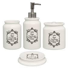 clayre eef badezimmer set vintage