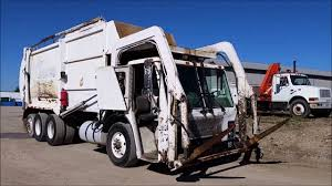 2000 Mack 600 LE600 GG Garbage Truck - YouTube