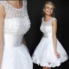 white semi formal dresses cheap dress images