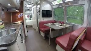 100 Inside An Airstream Trailer Walk Through 2016 International Serenity 30W Travel