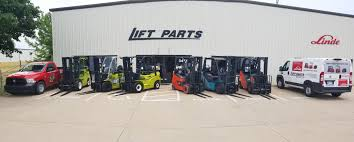 Wichita New & Used Forklift Dealer & Service Kansas| Sales, Parts ...