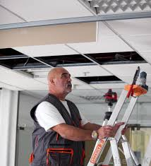 Does All Acoustic Ceiling Have Asbestos by What Are Acoustic Ceilings With Pictures