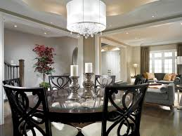 Estate Model Home Brampton Contemporary Dining Room