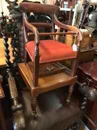 Child's High Chair / Table C.1860 - LA136616 | LoveAntiques.com