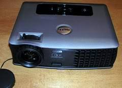 dell 2400mp portable projector review overview projector reviews