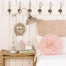 romantische schlafzimmer einrichtung im landhausstil mit