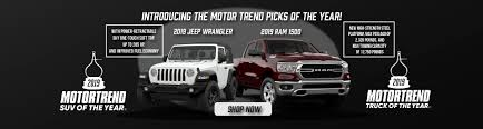 100 Motor Trend Truck Of The Year List Griffins Hub Chrysler Jeep Dodge New Used Car Dealership