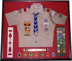 Cub Scout Committee Chair Patch Placement by Preserving The Past Enriching The Future Scouting Magazine