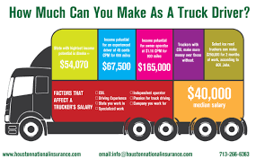 100 How Much A Truck Driver Make Infrograme Global Infographic Community