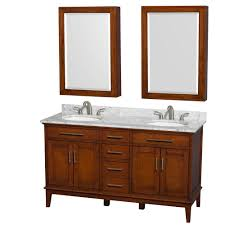 Paint Colors For Bathroom Cabinets by Light Brown Bathroom Vanities Bath The Home Depot