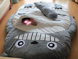 Norson My Neighbor Totoro Sleeping Bag Sofa Bed Twin Bed Double