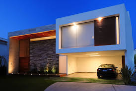 Modern House Fronts by Modern Front House Design Buybrinkhomes