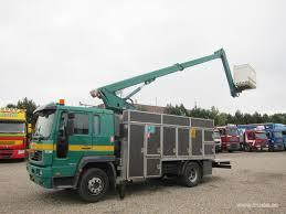 100 Bucket Truck For Sale By Owner VOLVO FL180 Bucket Trucks For Sale Truckmounted Platform Aerial