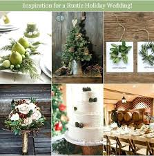 Rustic Table Decorations Decor With Organic Materials Christmas