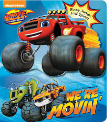 Blaze And The Monster Machines: We're Movin' | Book By Lisa Rao ... Monster Trucks Details And Credits Metacritic Bluray Dvd Talk Review Of The Jam Sydney 2013 Big W Blaze And The Machines Of Glory Driving Force Amazoncom Lots Volume 1 Biggest Williamston 2018 2 Disc Set 30 Dvds Willwhittcom Blaze High Speed Adventures Mommys Intertoys World Finals 5 Wiki Fandom Powered By Staring At Sun U2 Collector
