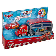 Disney Cars Mack Dip & Dunk Trailer - £20.00 - Hamleys For Toys ... Jual Mainan Mobil Rc Mack Truck Cars Besar Diskon Di Lapak Disney Carbon Racers Launcher Lightning Mcqueen And Transporter Playset Original Pixar Cars2 Toys Turbo Toy Video Review Heavy Cstruction Videos Mattel Dkv55 Protagonists Deluxe Amazoncouk Red Tayo Amazoncom Disneypixar Hauler Carrying Case 15 Charactertheme Toyworld Story Set Radiator Springs Pictures
