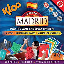 KLOOs Race To Madrid