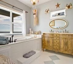green beach themed bathroom mirror seaglass colored mirror for