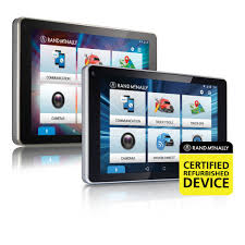 100 Truck Navigation OverDryve Pro GPS Rand McNally Certified Refurbished