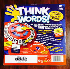 Think Words Tapple Ludo BoardGame Bar And Cafe