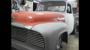 100 Ford Truck Restoration Project 1955 YouTube