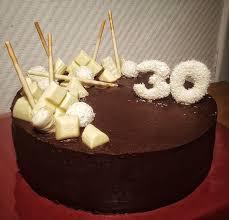 s kitchendreams torte zum 30 geburtstag