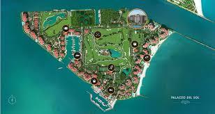 100 Palazzo Del Mare Fisher Island New And PreConstruction Sol Luxury
