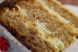 bananen nuss torte