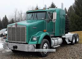 100 Truck Sleeper Cab Kenworth T800 2006 Heavy Spec Michigan Special