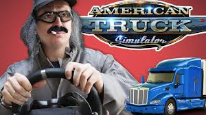 100 Truck Driving School In Los Angeles TRUCKING THROUGH LOS ANGELES American Simulator Gameplay