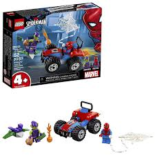 LEGO Marvel SpiderMan SpiderMan Car Chase 76133 Building Kit FAST ... Alaide Australia May 02 2016an Isolated Shot Of An Unopened Kid Car Racing Power Wheels Playtime At The Park Giant Rc Monster Hot Monster Jam Shark Shop Cars Trucks Race Beli Aa Toys Mobil Remote Control 4 Wd Rock Crawler Mainan Marvel 3 Pack Captain America Iron Man Spiderman Ride On Quad Toy 6v Tough Atv Traction Tires Custom Rap Attack Metal Base Hot Wheels Jam 124 Scale Dc Comics 2011 Release Set Of Other Radio Spiderman Truck Tattoo 2014 Offroad Demolition Doubles Spiderman Lego 76133 Diecast Vehicle Walmartcom