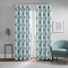 Bed Bath And Beyond Curtains 108 by Buy Teal Curtain Panels From Bed Bath U0026 Beyond