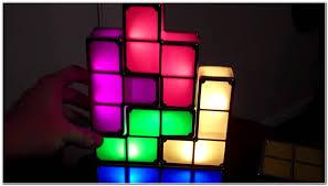 Tetris Stackable Led Desk Lamp India by Tetris Stackable Led Desk Light Desk And Cabinet Decoration