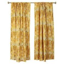Joss And Main Curtains by Heritage Landing 84 Inch Faux Silk Lined Drape Pair Overstock