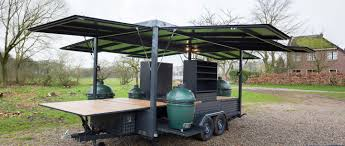 Big Green Egg Europe – Food Truck Company