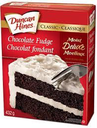 Product Chocolate Fudge Cake Mix