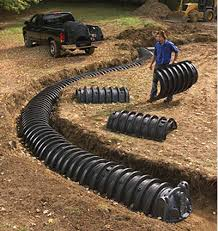 Menards Septic Drain Tile by Infiltrator Leaching Chamber Septic Field Design Tips And Tricks