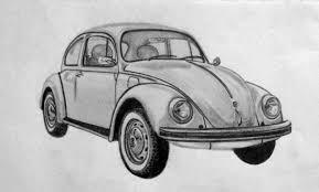 Car Drawings In Pencil