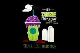 Pumpkin Pie Frappuccino Starbucks by Starbucks Zombie Frappuccino For 2017 Halloween Hypebeast