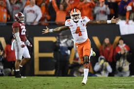Clemson Heading To College Football Playoff Championship Game For