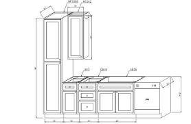 Standard Kitchen Overhead Cabinet Depth by Chic Kitchen Cabinet Depth Cm Ergonomics Measurements Everything