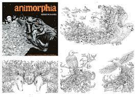 Animorphia Colouring Ideas Achica Living Inspiration For Your Home Garden